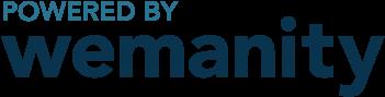 Powered by Wemanity logo