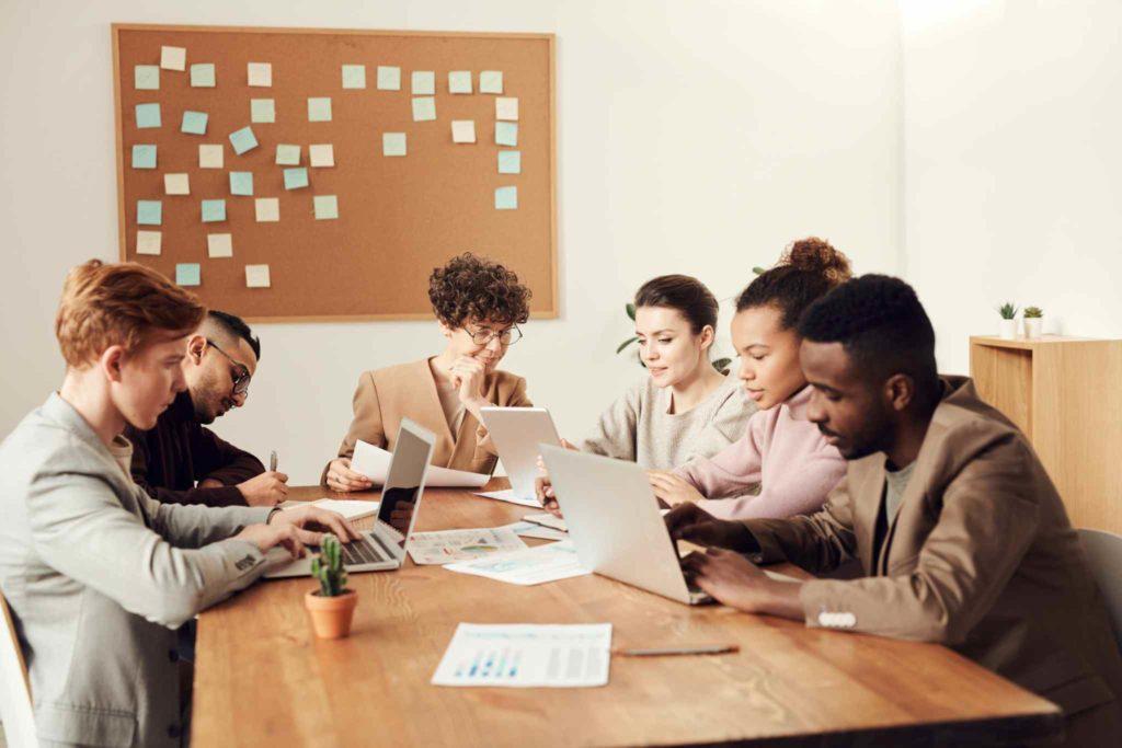 Multidisciplinary teams for an agile organisation